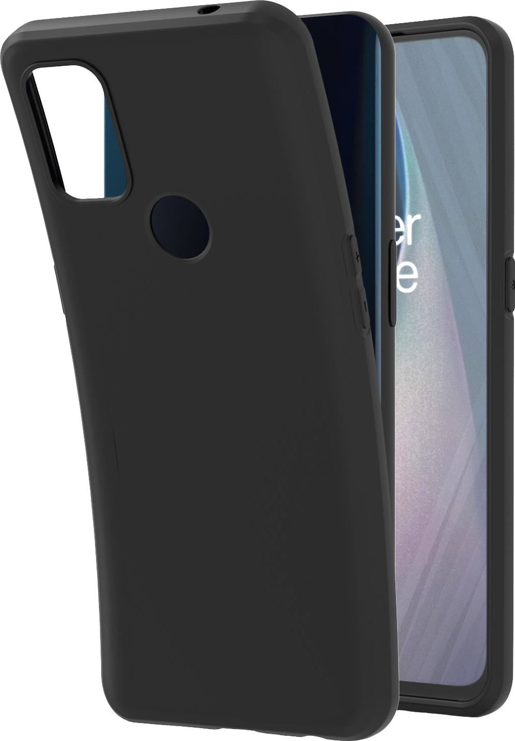 CoverON OnePlus Nord N10 Case Render