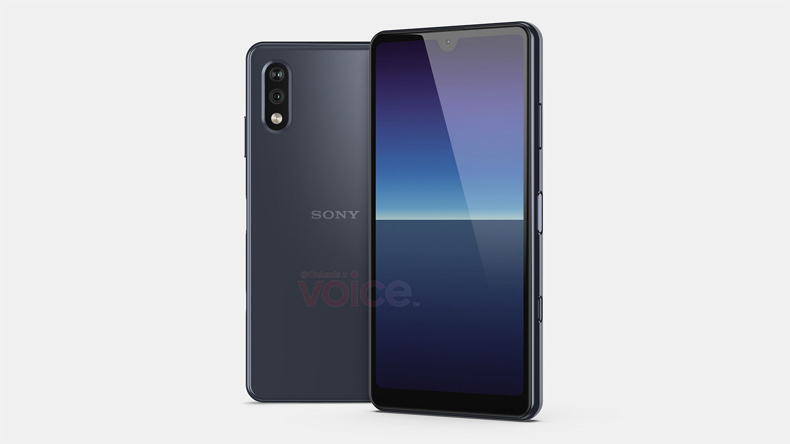 Sony Xperia Compact 2021 leaked press image | Source: OnLeaks, Voice