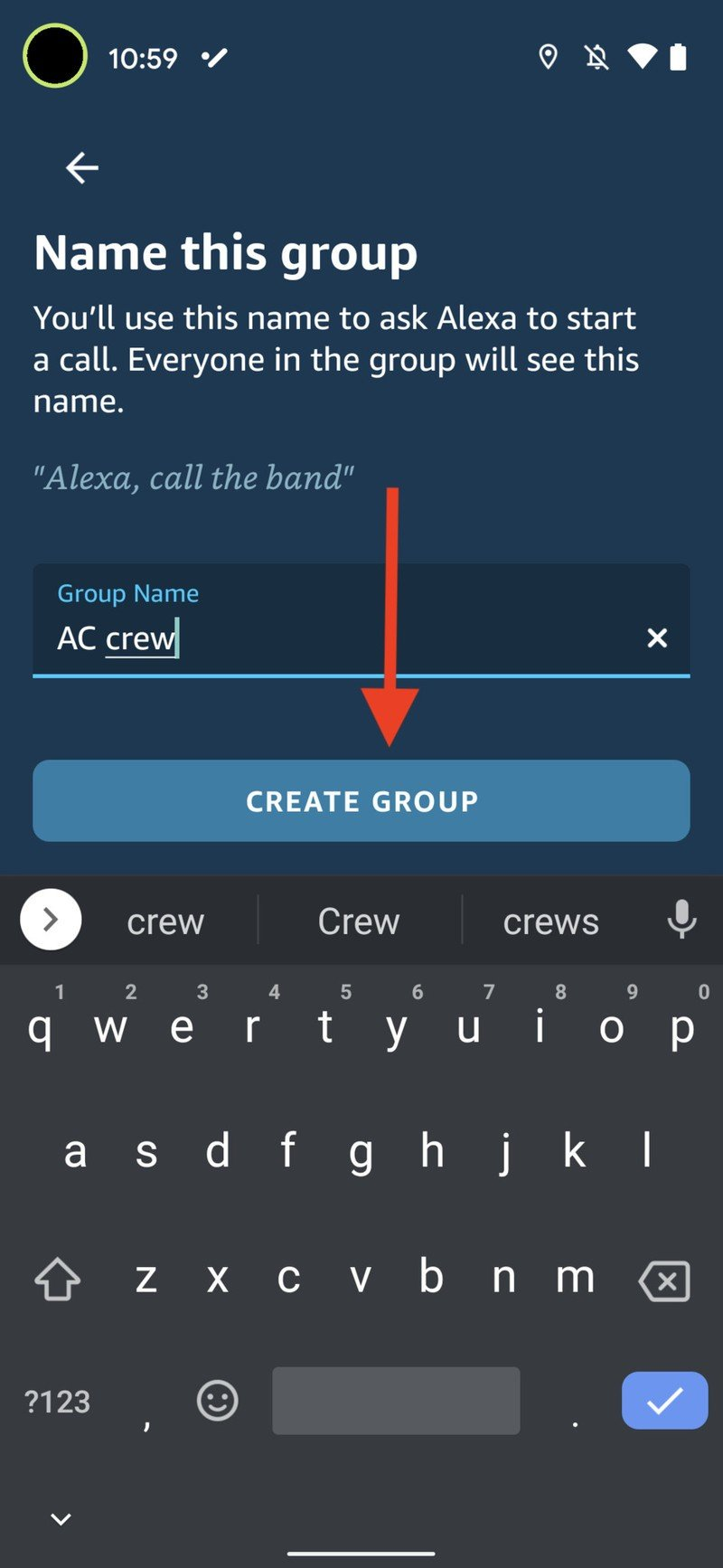 Alexa Group Calling 7