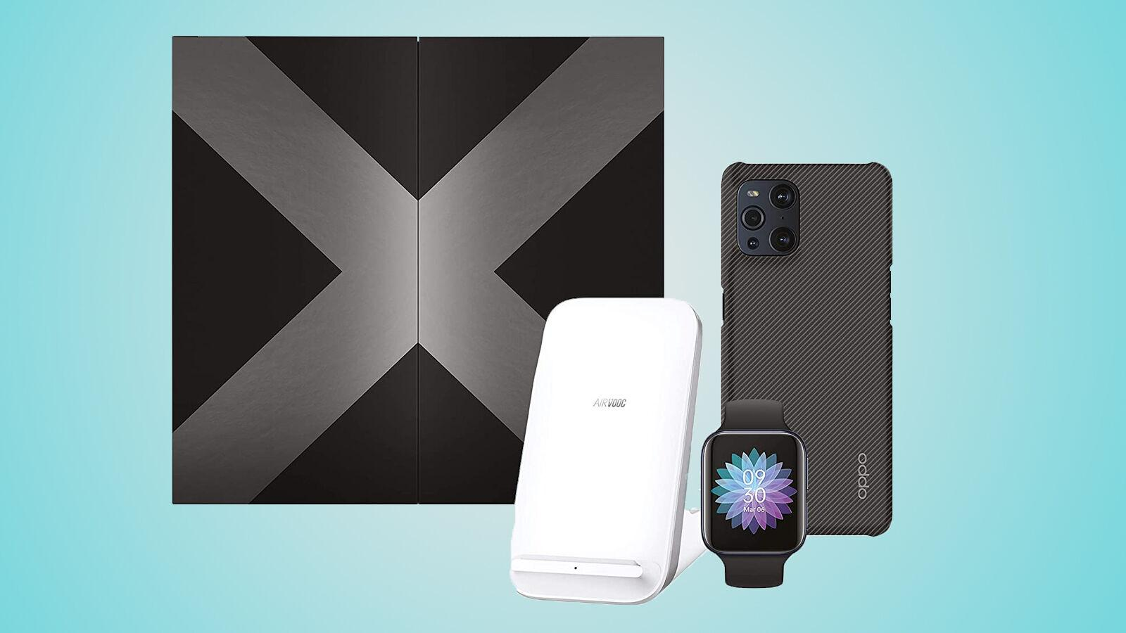 Oppo Find X3 gifts