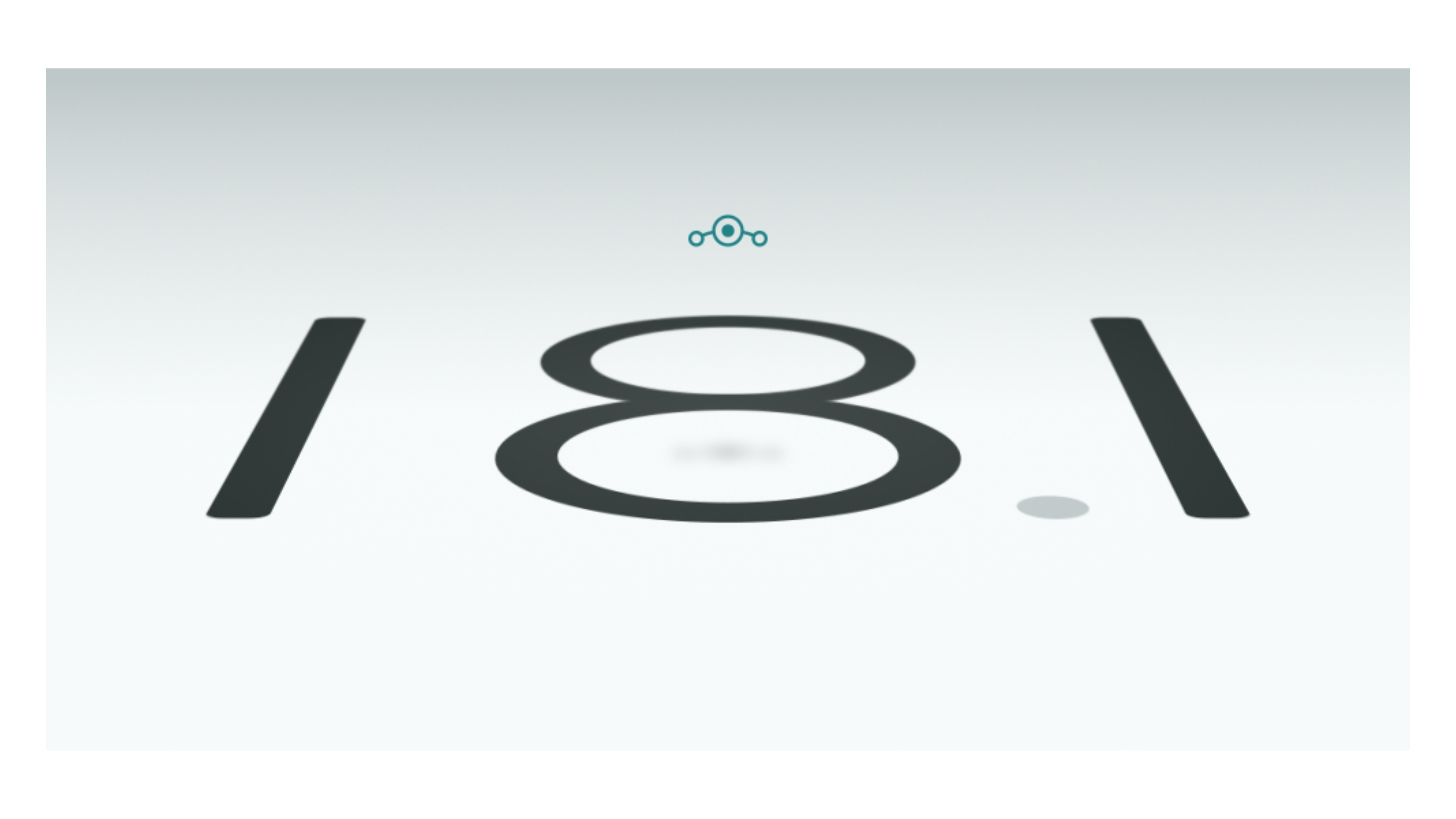 LineageOS 18.1 Logo Featured