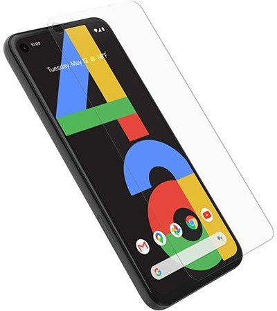 OtterBox Amplify Glass Pixel 4a Screen Protector