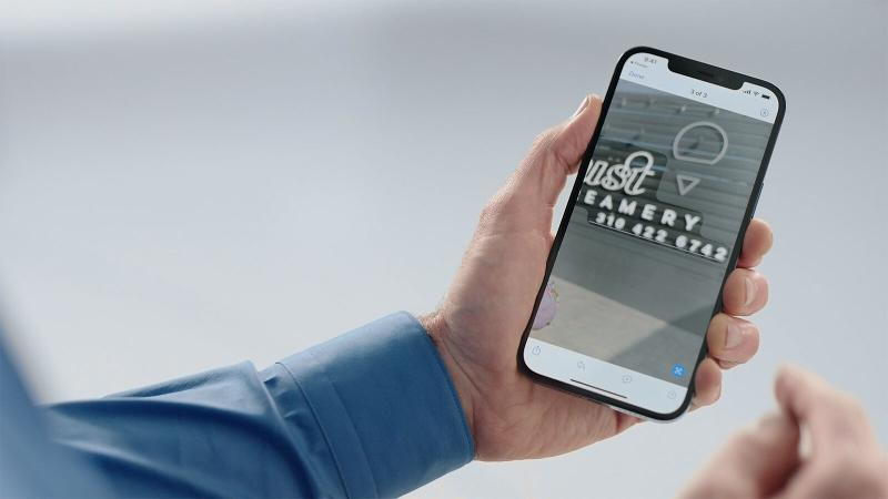 iOS 15 Live Text phone number