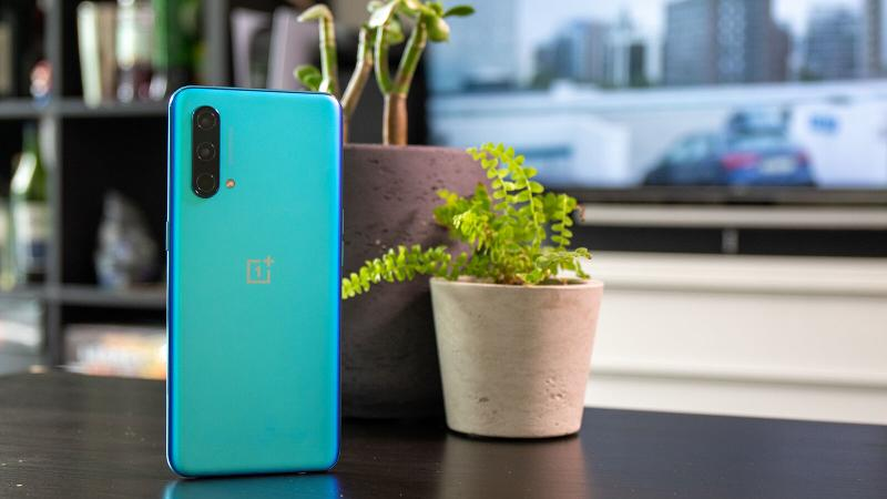 OnePlus Nord CE 5G rear