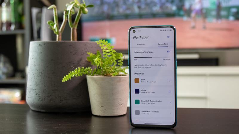 OnePlus Nord CE 5G WellPaper
