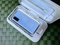Give your phone a heavy-duty clean with these UV sanitizers