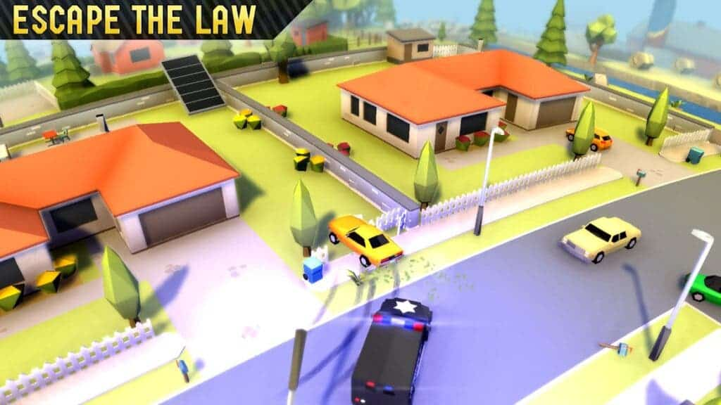 Reckless Getaway 2 - best free Android apps