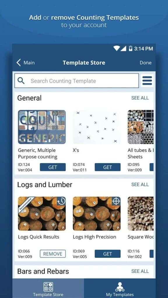 CountThings from Photos best free Android apps