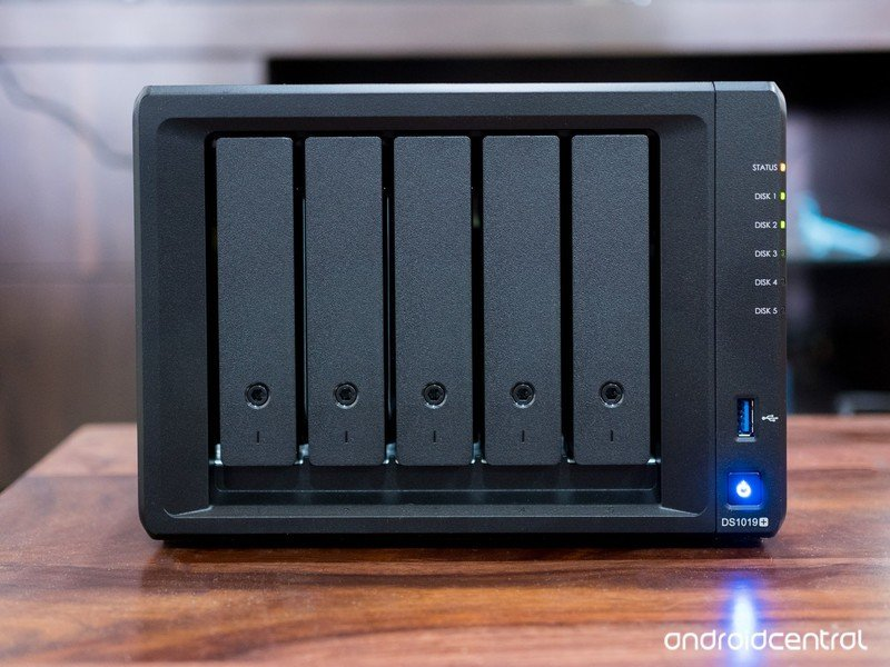 Synology DiskStation DS1019+ review