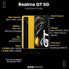 Realme GT 5G and Realme GT Master Edition Launched in India, here are the quick Specifications with their pricing details