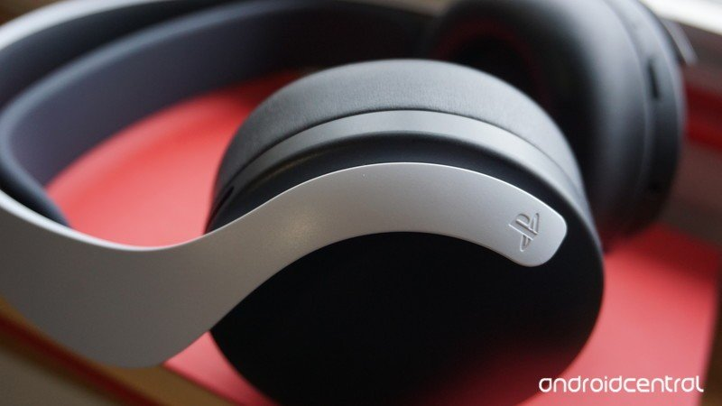 Pulse 3d Headset Side View